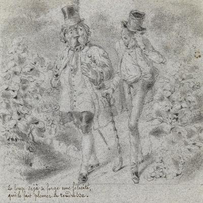 Animaux illustrés--Giclee Print