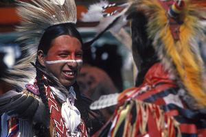 Anishinabe Days Festival, Indian Celebration, Winnipeg, Manitoba, Canada