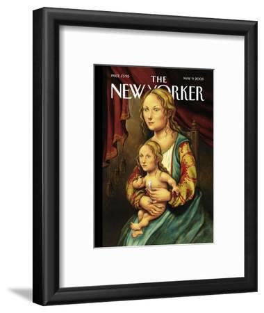 The New Yorker Cover - May 9, 2005