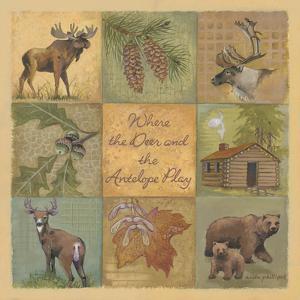 Deer and Antelope by Anita Phillips