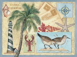 Ocean Paradise by Anita Phillips