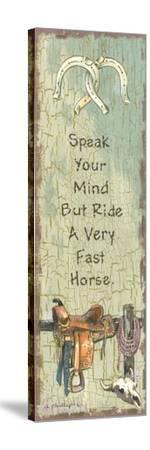 Speak Your Mind by Anita Phillips