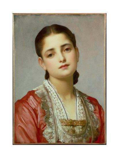 Anita-Frederick Leighton-Giclee Print