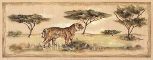Safari Tiger by Ann Brodhead
