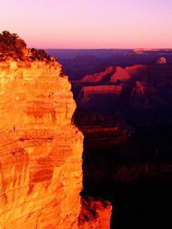 Yavapai Lookout, Grand Canyon National Park, U.S.A.