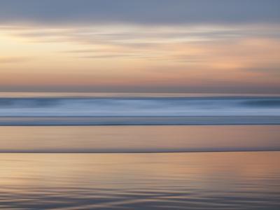 USA, California, La Jolla. Ocean abstract at La Jolla Shores beach