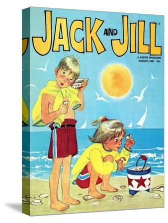 Now Hear This - Jack and Jill, August 1967