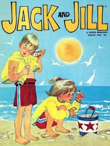 Now Hear This - Jack and Jill, August 1967 by Ann Eshner