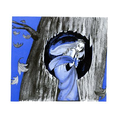 The Keyhole in the Tree Trunk - Jack & Jill