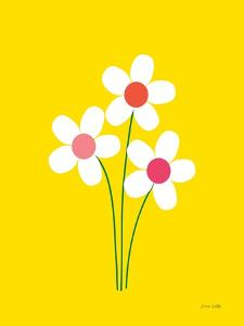 Daisies II by Ann Kelle