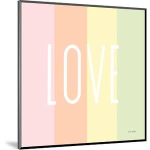 Love Rainbow by Ann Kelle