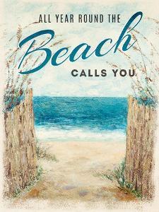 Beach Calls You by Ann Marie Coolick