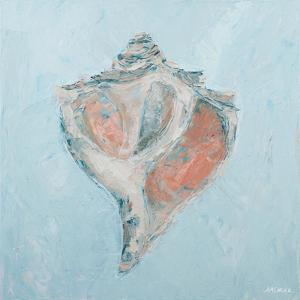 Conch and Scallop I by Ann Marie Coolick