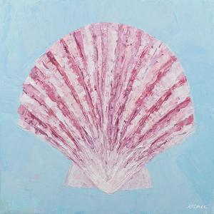 Conch and Scallop II by Ann Marie Coolick