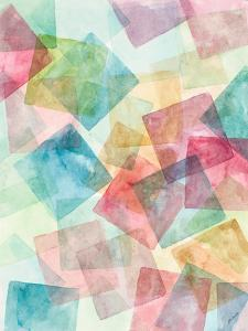 Merging Shapes I by Ann Marie Coolick
