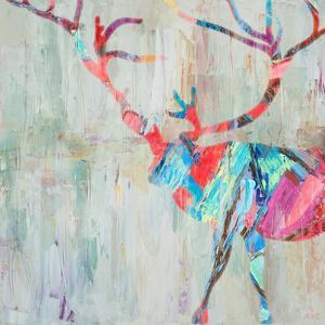 Rhizome Deer by Ann Marie Coolick