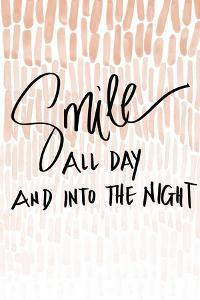 Smile Into the Night by Ann Marie Coolick