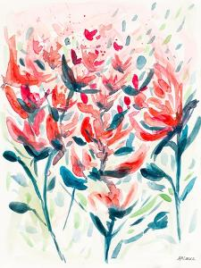 Wild Flowers I by Ann Marie Coolick