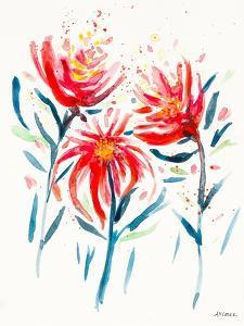 Wild Flowers II by Ann Marie Coolick