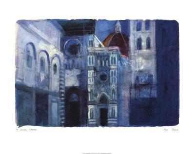 The Duomo, Florence by Ann Oram