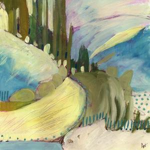Explore No. 8 by Ann Thompson Nemcosky