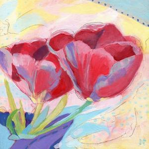 Tulips No. 2 by Ann Thompson Nemcosky