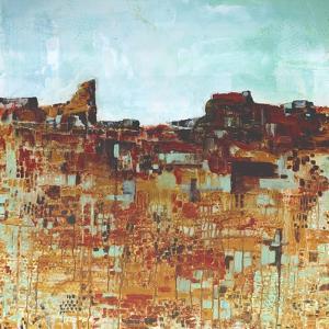 Desert Landscape by Ann Tygett Jones Studio