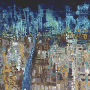 Field At Night by Ann Tygett Jones Studio