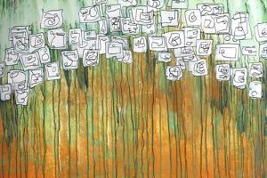 Sugar Cube Blossoms by Ann Tygett Jones Studio