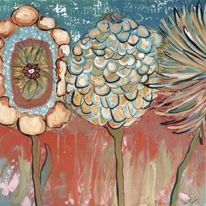 Three Flowers by Ann Tygett Jones Studio