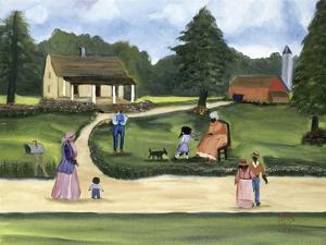 Grandma by Anna Belle Lee Washington