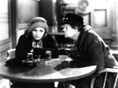 Anna Christie, Greta Garbo, Marie Dressler, 1930--Photo