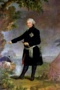 Portrait of Frederick II the Great, 1772 by Anna Dorothea Lisiewska
