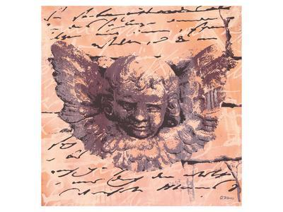 Apricot Letter of an Angel