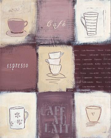 Cafe Au Lait by Anna Flores