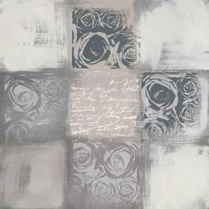 Roses Variation in Grey by Anna Flores