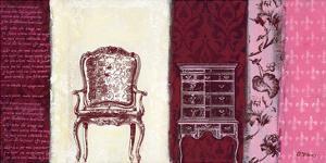 Secretary & Velvet by Anna Flores