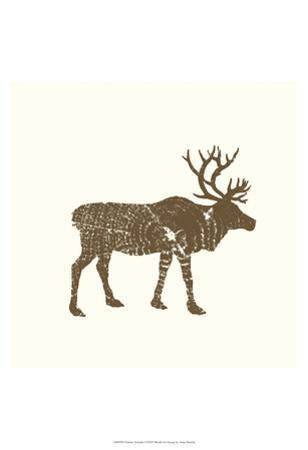 Timber Animals I by Anna Hambly