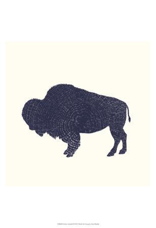 Timber Animals II by Anna Hambly