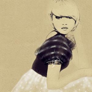 Woman Portrait by Anna Ismagilova