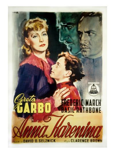 Anna Karenina, Greta Garbo, 1935--Photo