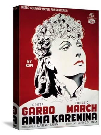 Anna Karenina, Greta Garbo, 1935