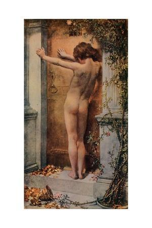 'Love Locked Out', 1889, (1912)
