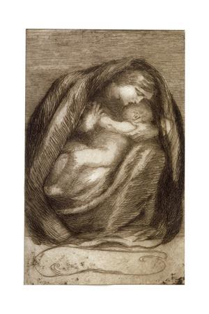 'Mother and Child', 1911