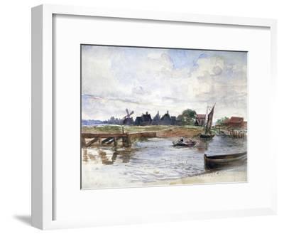River Scene, C1864-1930