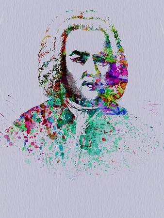 Bach Watercolor