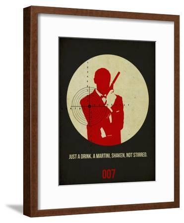 James Poster Black 4