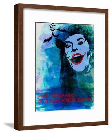 Laughter Watercolor
