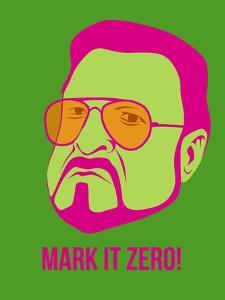 Mark it Zero Poster 2 by Anna Malkin