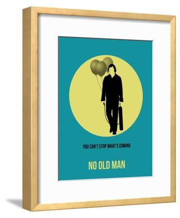No Old Man Poster 3